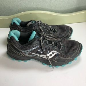 Saucony shoes women size 9.5 great condition